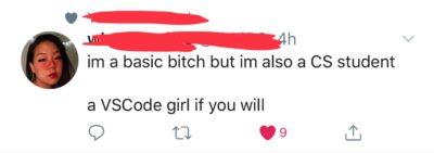 VSCode Girl