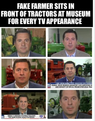 Fake Farmer Nunes
