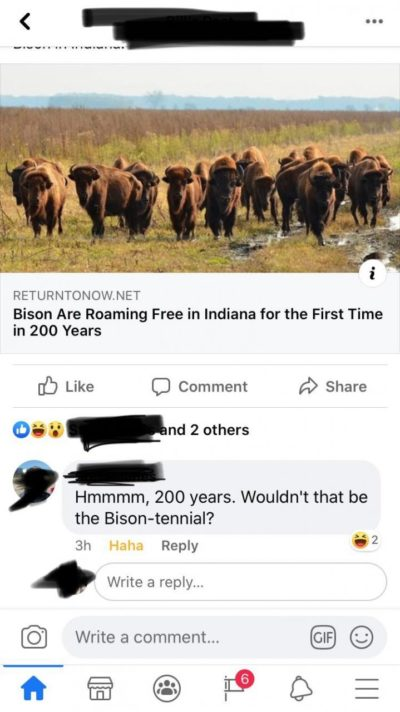 In case you don't graze around r/puns