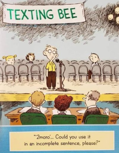 Texting bad