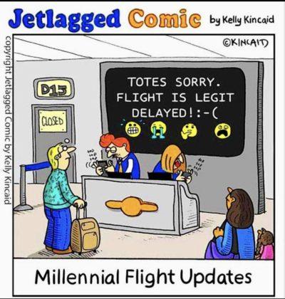 Millennial Bad.