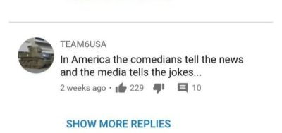 Not just America