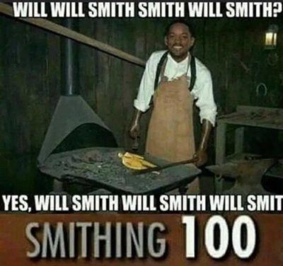Will Will Smith smith?