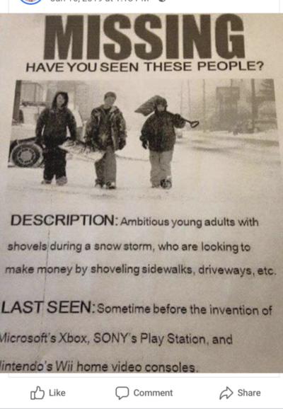 Video games bad. Kids lazy.