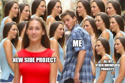 Pretty much me..