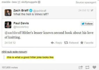 Nazi Minecraft