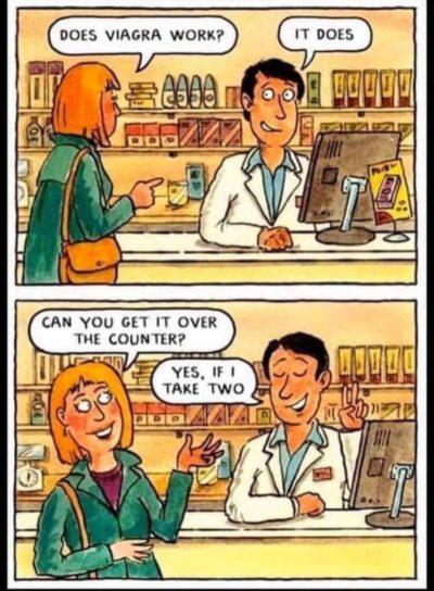 Viagra funny and good