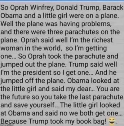 that's so Trump
