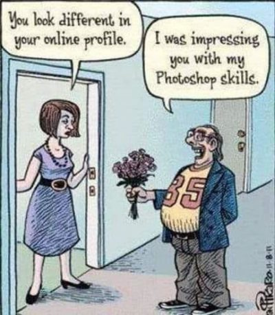 online dating bad