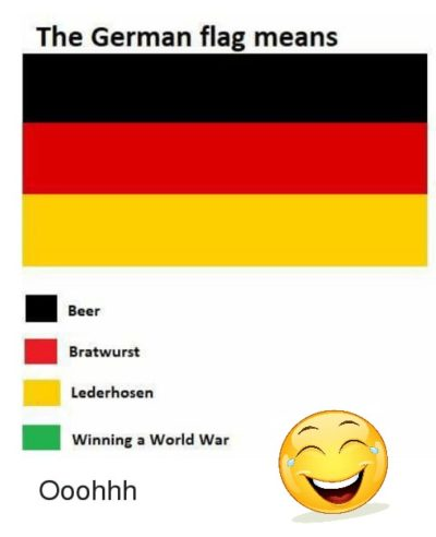 Ooohhh, Germany got totally roasted 🤣