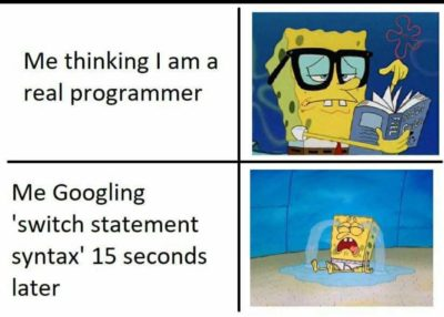 When You Proud to be a Good Programmer