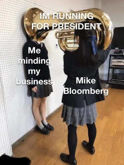 We fucking get it, Mike.