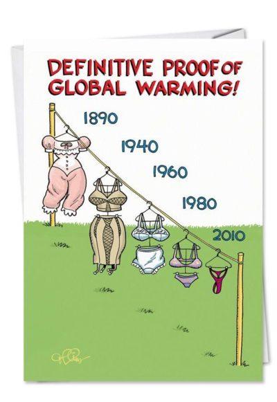 Global warming fake