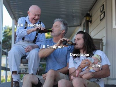 I'm an UI Designer, what's you ?? 😂