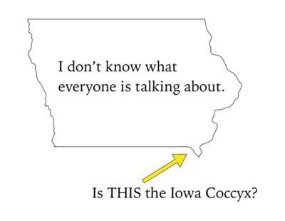 Iowa Geogranatomy