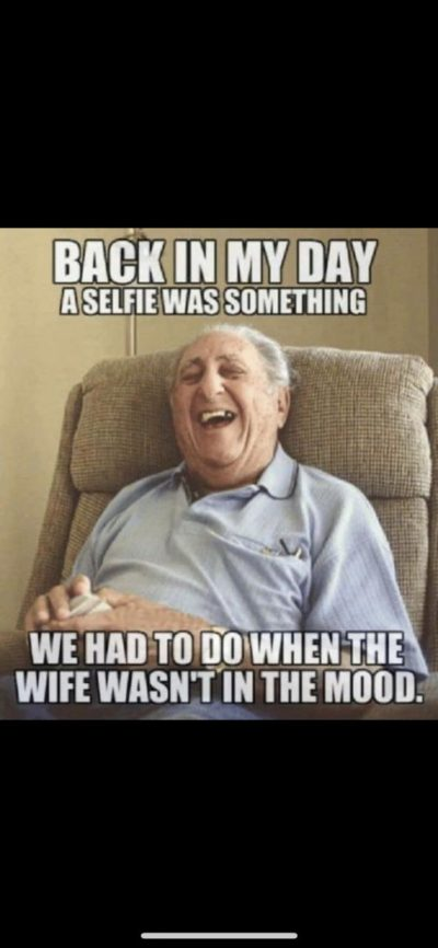 Back in my day…