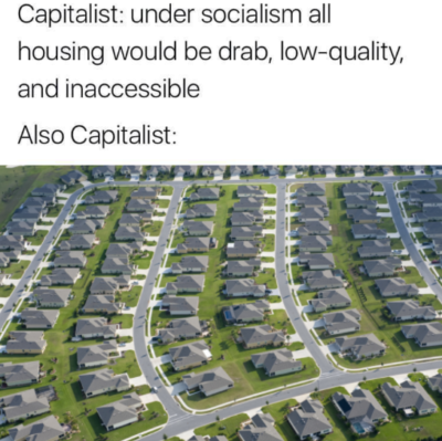 Capitalist housing