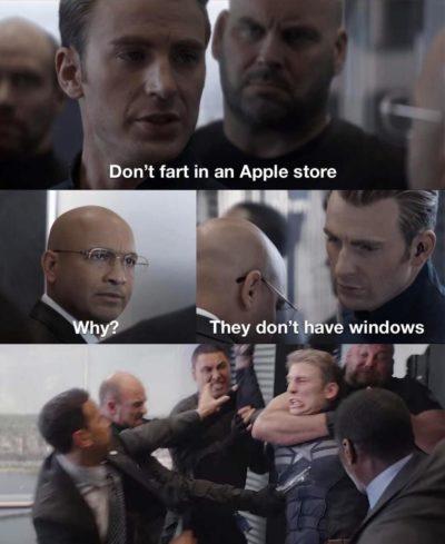 Tech pun