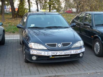 SQL Injection Done Right.