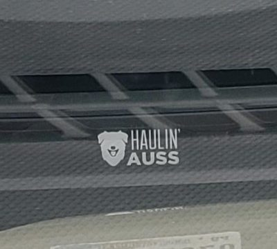 This Bumper Sticker is really AUSSsome