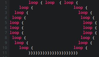 In 2020, we write nested loops for what they are