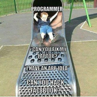 Life of a Programmer!