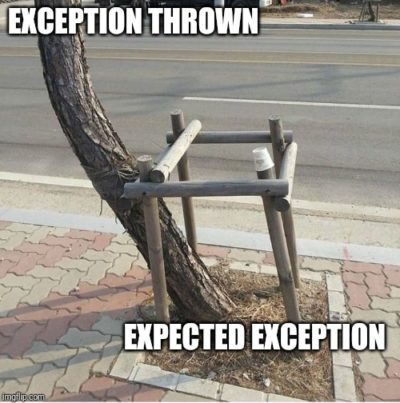 Me handling Exception in best way.