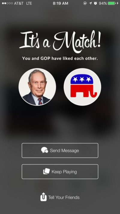It's a Match!