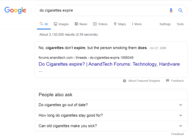Shots Fired By Google