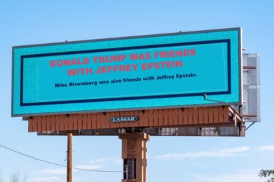 I prefer this billboard over the others