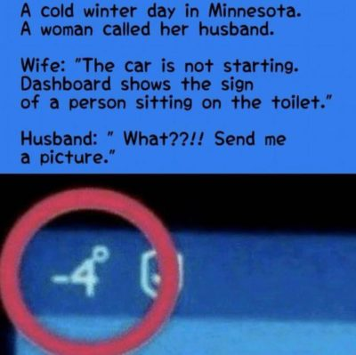 Haha funni