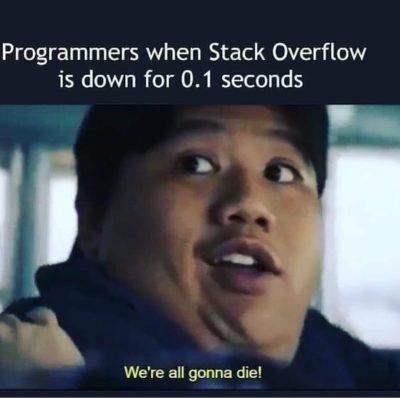 Programmer's life!