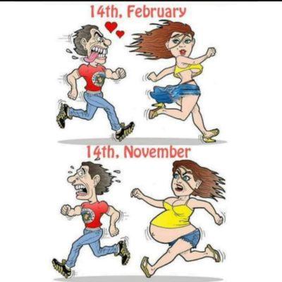 Happy V day boomers