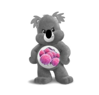 The Care Bear they didn't tell you about. Chlamydia Bear