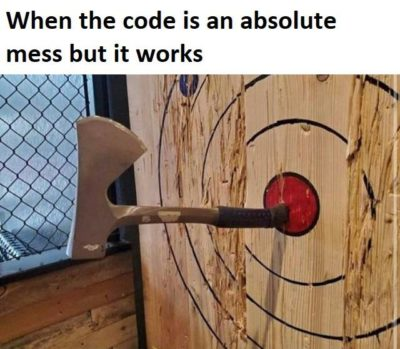 Functionality is key