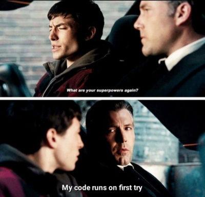 I'm codeman