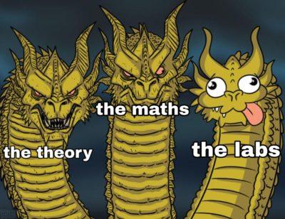 those damn labs.