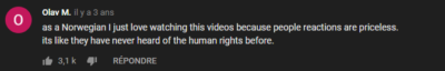 On a video about the Norwegian prison system
