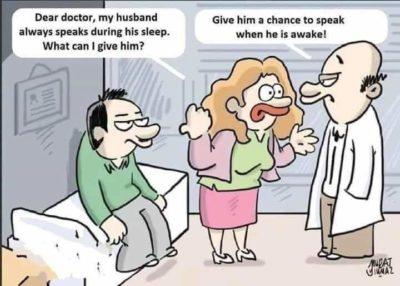 I hate my wife