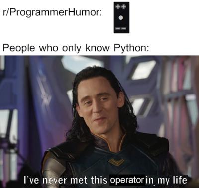 Story of Python Programmer!