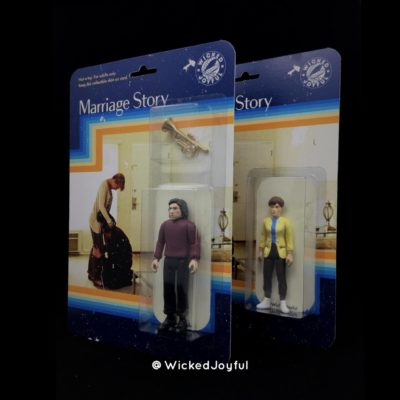 """Marriage Story"" Action Figures"