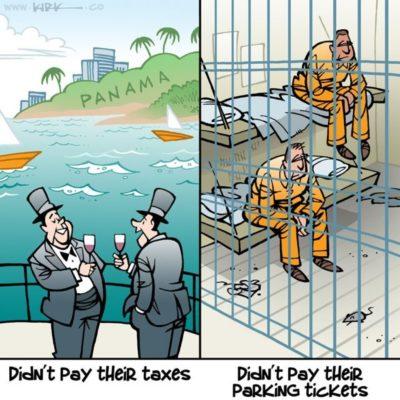 Remember Panama Papers? Trump & Bloomberg do!