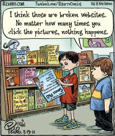 Kids = stupid