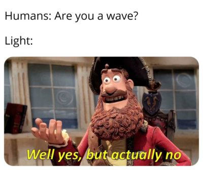 Particle or a wave