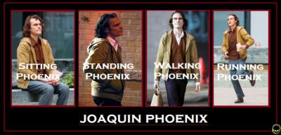 Walking Phoenix