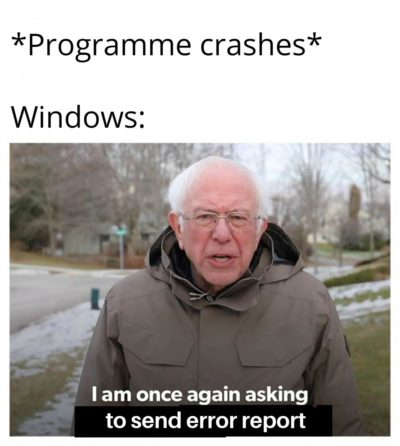 task manager has stopped working