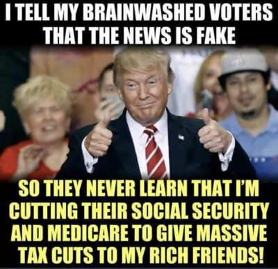 Republicans are brainwashed