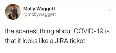 JIRA ticket