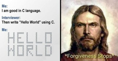 Forgiveness Stops.