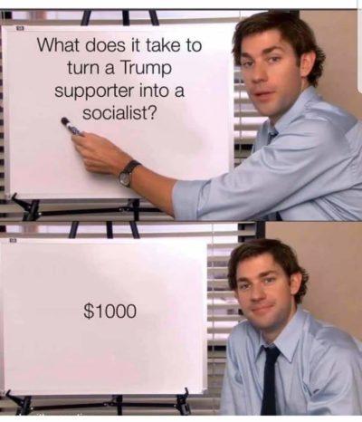 Socialism is bad mmkay